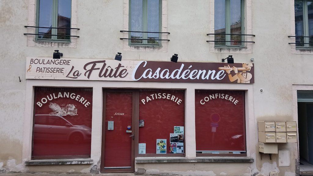 Photo Flute Casadeenne Site Ghislain