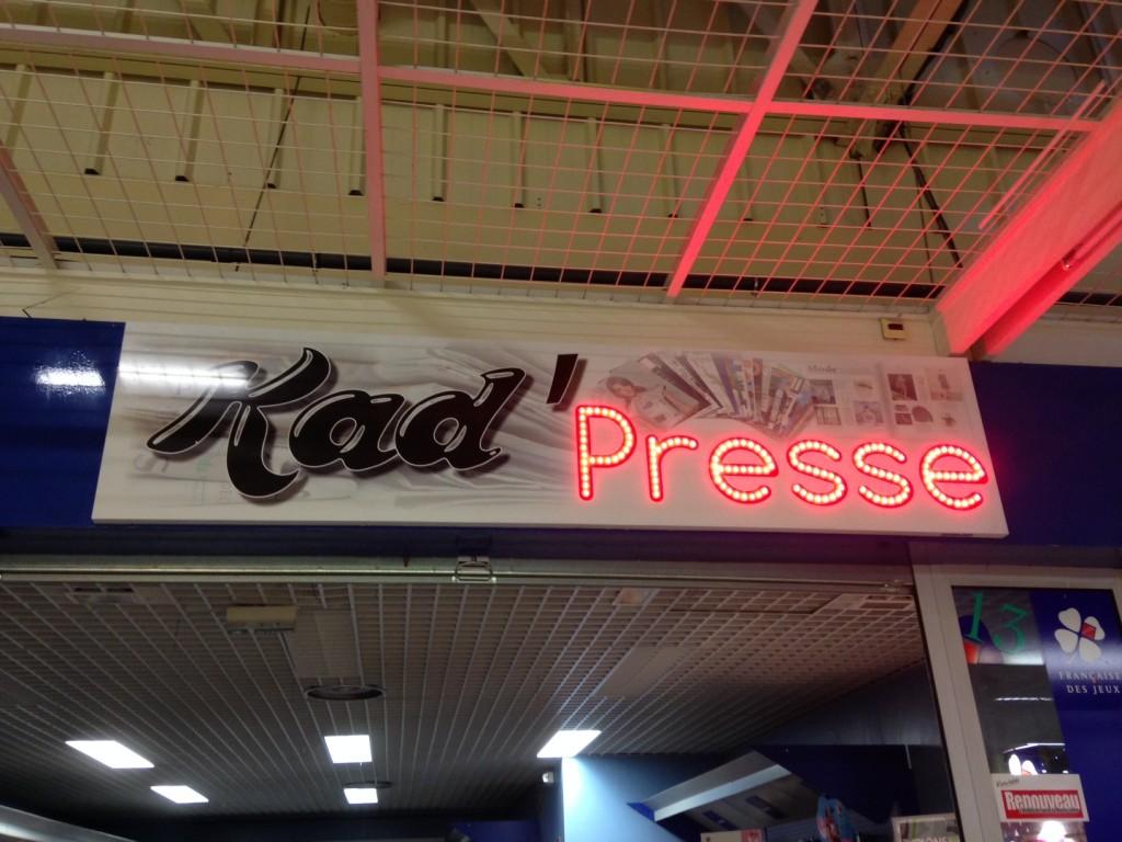 Kad presse